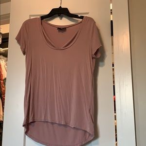 Mauve color shirt
